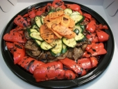grilled-vegetable-platter